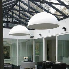 Aangenaam XL Koepellamp 140 | AANGENAAM XL | Binnenverlichting - Hanglampen | Lichtkunde