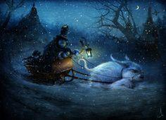 Blizzard by AlexanderJansson