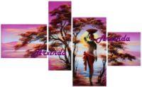 "Gallery.ru / irinakiz - Альбом ""триптих африка"" Painting, Art, Cross Stitch, Dots, Painting Art, Paintings, Kunst, Paint, Draw"
