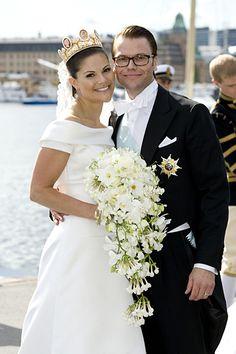 Crown Princess Victoria and Prince Daniel - magical moments