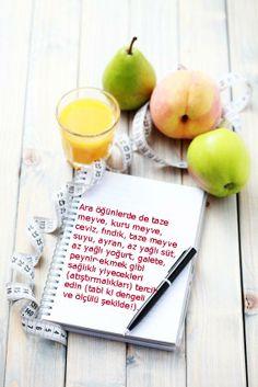 Sağlıklı Atıştırmalıklar, Diyet, Diet