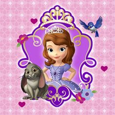 A Sweet Girl's Princess Tea Party: Sofia the First at Total Birthday