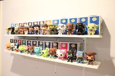 cute pop display