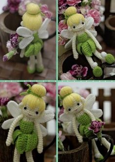 Tinkerbell Crochet The Most Adorable Projects   The WHOot
