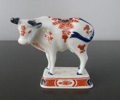 Koe klein, Pijnacker decoratie, De Porceleyne Fles