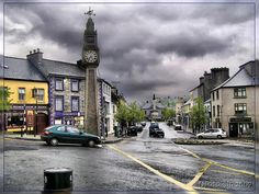 Westport, Ireland. Looks like Harry Potter's neighborhood