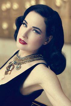 d922c765ef0 Dita    Incredible Fashion   Beauty Photography of Vishesh Verma. Sasha J  Wrigglesworth · Dita Von Teese