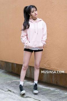 New fashion korean street style IdeasCheck these out street korean fashion S Fashion Cycling Shorts Product˗ˏˋ ♡ @ e t h e r e a l _ ˎˊ˗korean fashion that looks trendy Korean Fashion Trends, Korean Street Fashion, Korea Fashion, Kpop Fashion, Cute Fashion, Asian Fashion, Trendy Fashion, Girl Fashion, Fashion Outfits