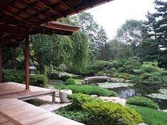 japanese garden house - Google Search