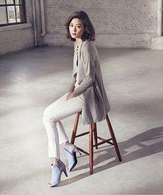 Jeon Ji Hyun reveals her simple secret to beauty