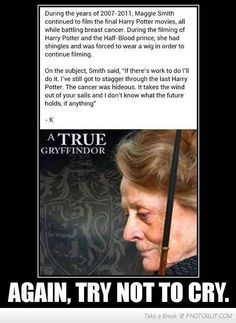 Maggie Smith is a true inspiration, not just to Harry Potter fans, but everyone. Maggie Smith is a true inspiration, not just to Harry Potter fans, but everyone. Harry Potter Feels, Harry Potter Puns, Harry Potter Universal, Harry Potter Hogwarts, Harry Potter World, Maggie Smith, Harry Potter Triste, Severus Rogue, Severus Snape