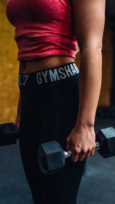 The Gymshark Fit leggings are our go-to exercise leggings. Available in a variety of colours, the Fit Leggings are easy to combine and always complimentary.