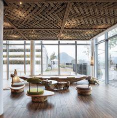 Image 15 of 18 from gallery of Ripple Hotel - Qiandao Lake / Li Xiang. Photograph by Hu Yi-Jie
