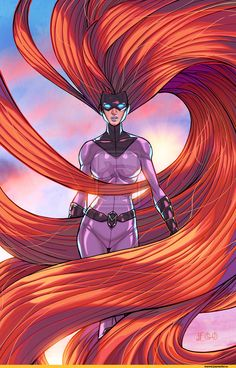 Medusa (Marvel) Inhumans