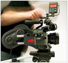 Mini Arri camera