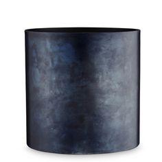 Carmen Lenestol Nantes Stoff, Stone blue |