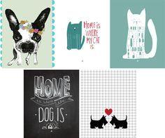30 Pôsteres para baixar, imprimir, espalhar pela casa e amar! | Blog de decoração, decoração de salas