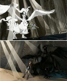 The Clash of Truths and Ideals. Pokémon BW N and Reshiram and White/Hilda and Zekrom