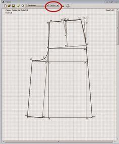 Patrón gratis: falda pantalón (culotte) para todas las tallas+++