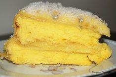 Receitas de Portugal: O bolo mais fofinho e cremoso que já provámos! Derrete-se na boca....