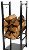 You need a indoor firewood storage? Here is a some creative firewood storage ideas for indoors. Lots of great building tutorials and DIY-friendly inspirations! Indoor Firewood Rack, Firewood Logs, Firewood Holder, Firewood Storage, Fireplace Logs, Outdoor Storage, Wood Wall, Outdoor Gardens, Diy