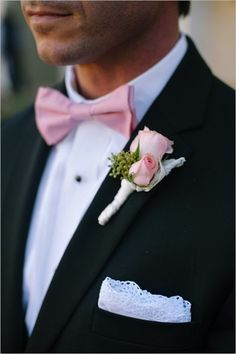 The Bow Tie { Style Inspiration }