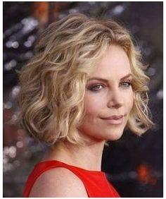 Spiral Perm Short Hair, Short Wavy Hair, Spiral Curls, Waves On Short Hair, Short Hair Perms, Loose Spiral Perm, Medium Curly Bob, Curly Lob, Wavy Pixie