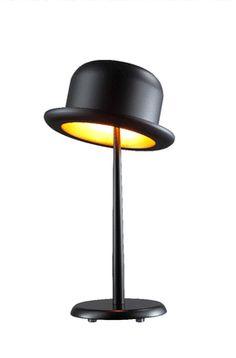 Candeeiro chapéu de coco