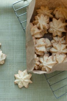 Gluten-Free Cheese Spritz Cookies