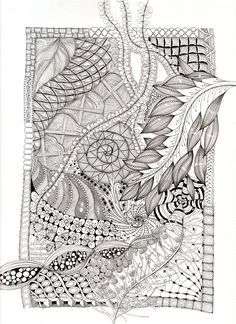 zentangle | Email This BlogThis! Share to Twitter Share to Facebook Share to ...