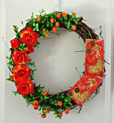 Autumn Harvest Chinese New Year Celebration by MeiFaithStudio, $65.00