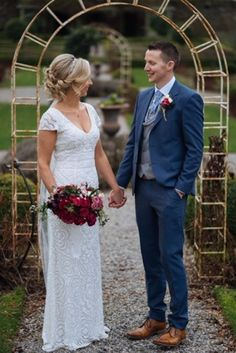 Mary looking incredible on her wedding day in out Theia 'Lilia' gown, now available to try in our Kilkenny Showroom . Showroom, Brides, Wedding Day, Mary, The Incredibles, Gowns, Wedding Dresses, Fashion, Pi Day Wedding
