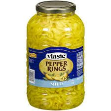 We got a ton of free banana peppers from my husband's uncles' garden. Now, we don't like eating them any other way, but pickled and in our sandwiches. We are particular about our…