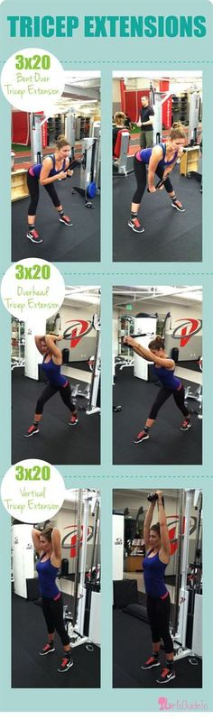 GirlsGuideTo | Workout Wednesday: Tighten Up With These 5 Cable Machine Exercises | GirlsGuideTo