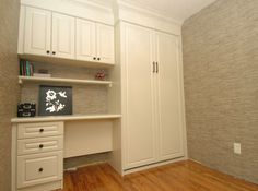 right to ceiling, built in Wall Beds, Custom Cabinetry, Murphy Bed, Two Bedroom, Storage Solutions, Shelving, Corner Desk, Kids Room, Ceiling