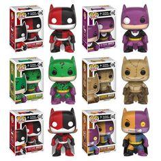 ToyzMag.com » Batman ImPOPsters : nouvelles figurines DC Comics chez Funko