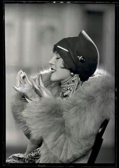 Gloria Swanson in Photoplay Magazine c.1920s