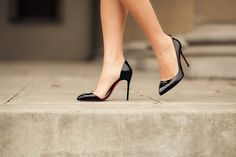 Sexy Black High Heels