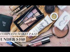 A Complete Makeup Kit For Under $160?