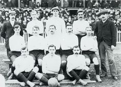 1901 FA Cup Winners - Tottenham Hotspur Only Non-League team to ever win the FA caup
