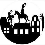 silhouet zwarte piet - Google zoeken Silhouette Curio, Silhouette Cameo Projects, Saints For Kids, Creative Kids, Diy For Kids, Paper Cutting, Stencil, Prints, School