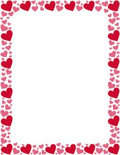 paper heart valentine holder