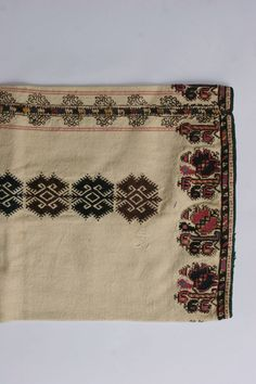 с. Стефаново, Ловешко Stefanovo village, Lovech region embroidery Folk Embroidery, Embroidery Patterns, Cross Stitch Borders, Cross Stitch Patterns, Greek Traditional Dress, Rustic Christmas, Traditional Tattoo, Knit Crochet, Arts And Crafts