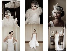 1920's INSPIRED WEDDING THEMES | Style Ideas: 1920′s Inspired Holiday Party