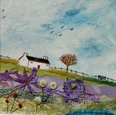 ''Down the hill toward the gate'' By Louise O'Hara