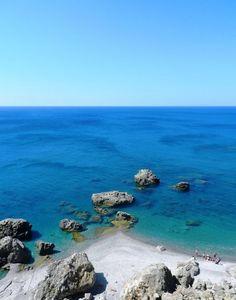 Pyrgos is an amazing remote beach at south Rethymnon,Crete.