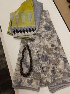 Best 12 Beautiful as well art – SkillOfKing. Chiffon Saree, Saree Dress, Organza Saree, Cotton Saree, Kids Blouse Designs, Simple Blouse Designs, Saree Blouse Neck Designs, Simple Sarees, Trendy Sarees