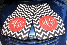 Monogrammed Gifts Monogrammed Car Mats Custom Car by ChicMonogram, $75.00