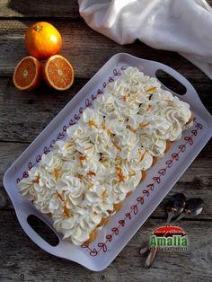 Tiramisu cu portocale si ricotta Coconut Flakes, Ricotta, Tiramisu, Spices, Food, Spice, Essen, Meals, Tiramisu Cake