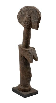 Old African Statue African Dolls, African Masks, African Artwork, African American Art, Tribal Art, Wood Carving, Statues, Folk Art, Woman